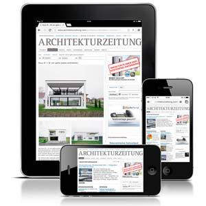 Mediadaten AZ/Architekturzeitung