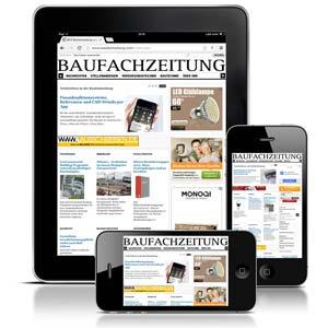 Mediadaten Baufachzeitung